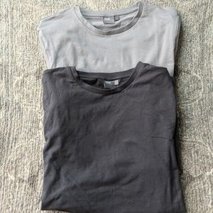 ASOS bundle of 2 t-shirts size large